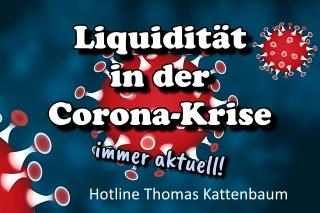 Corona-Liquiditäts-Hotline – 3