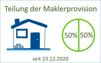 Teilung der Maklerprovision